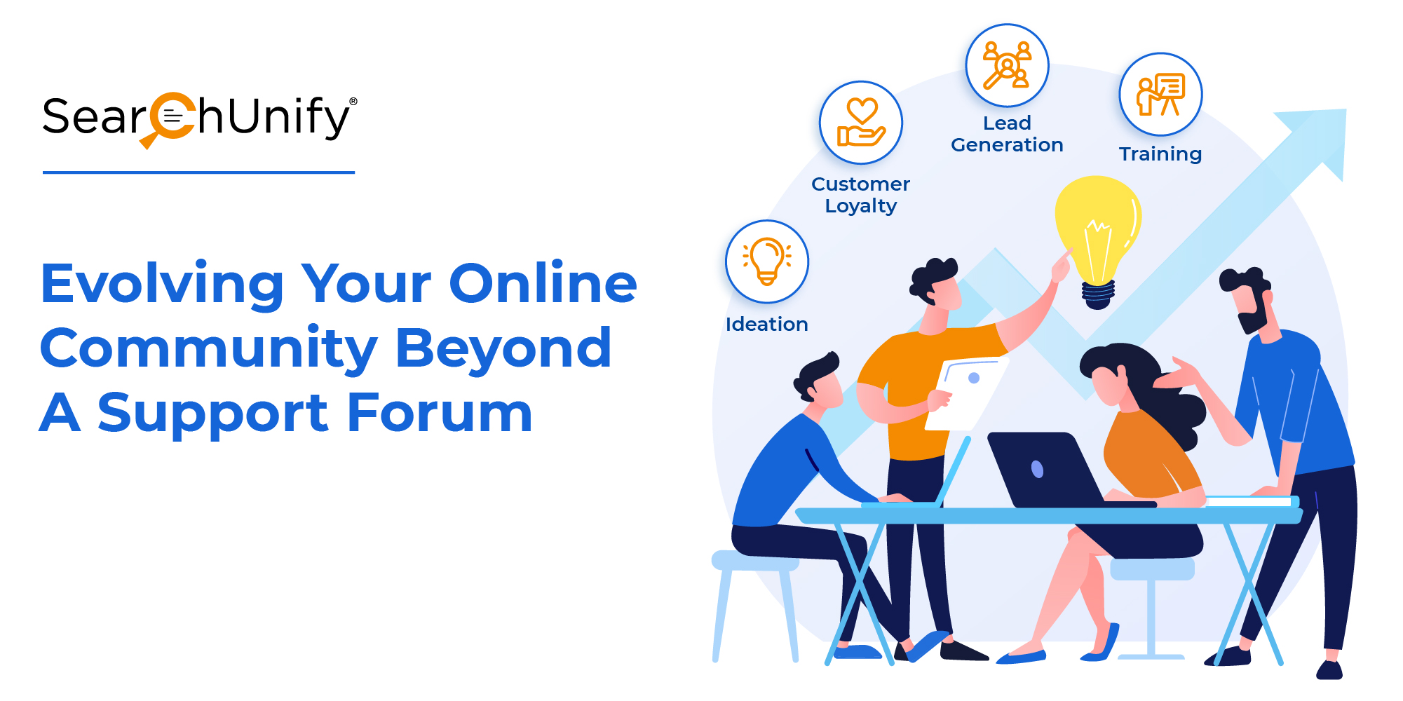 Evolving Your Online Community Beyond A Support Forum