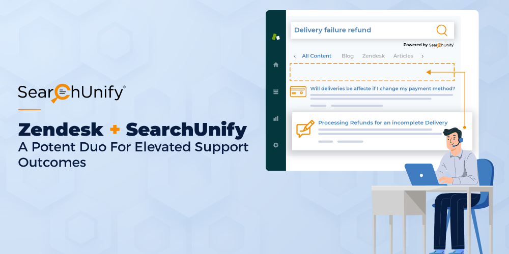 Zendesk + SearchUnify: A Potent Duo For Elevated Support Out...
