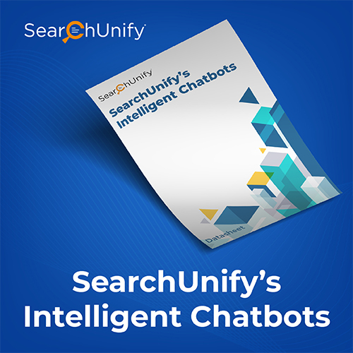 SearchUnify's Unified Approach to Chatbots