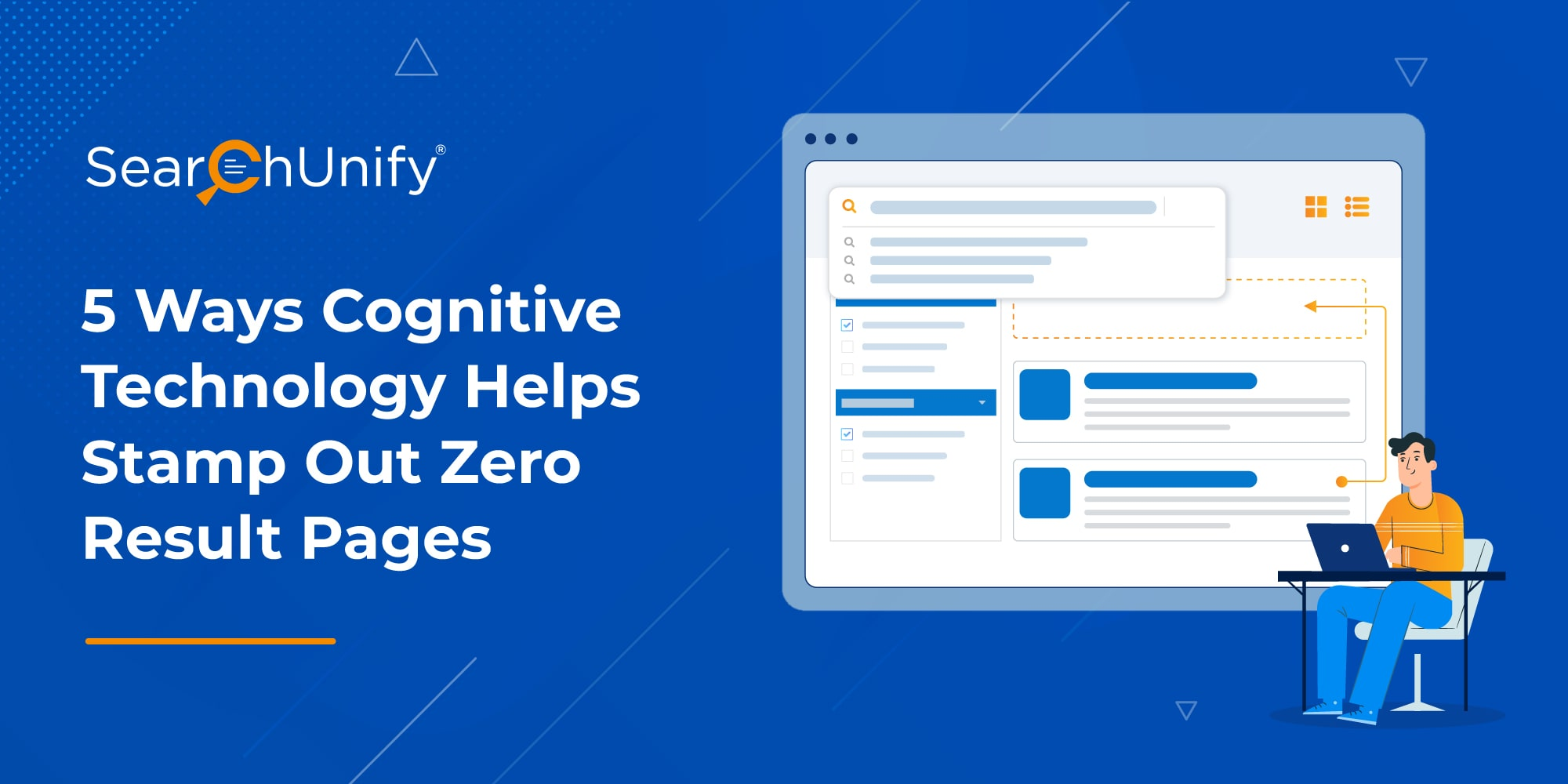 5 Ways Cognitive Technology Helps Stamp Out Zero Result Pages