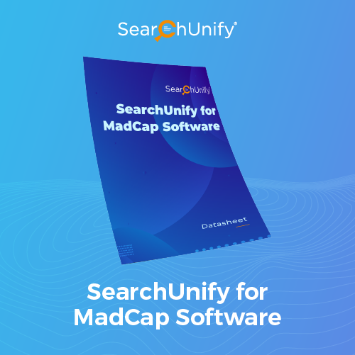 SearchUnify for MadCap Software