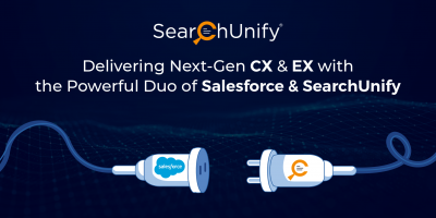 Delivering Next-Gen CX & EX with the Powerful Duo of Salesforce & SearchUnify