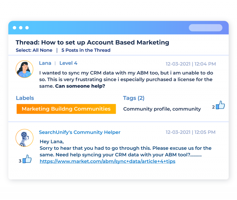 Redefine Community Engagement with an AI-Powered Community B...