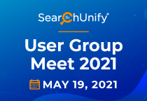 SearchUnify User Group Meet 2021
