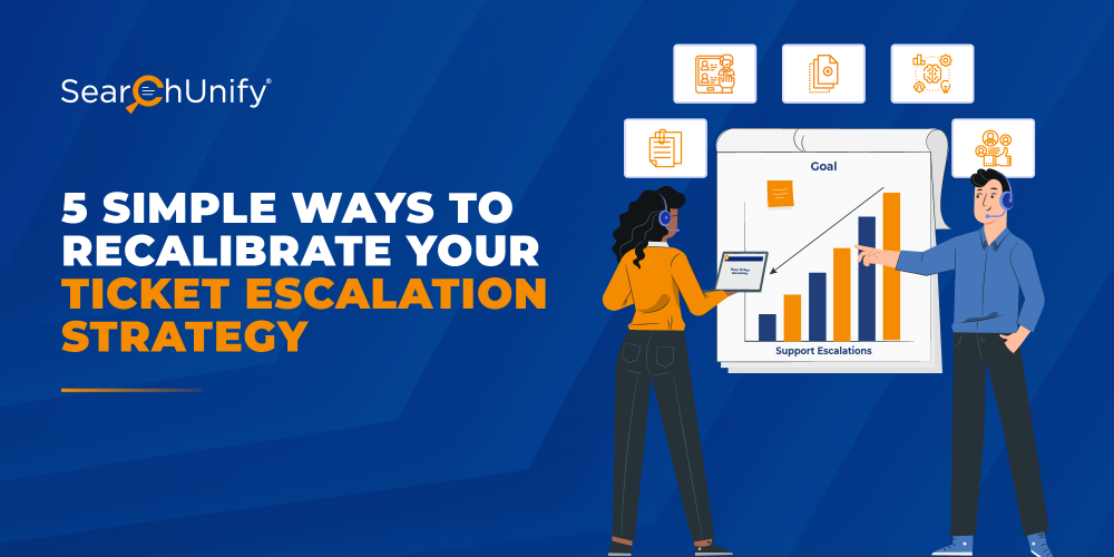 5 Simple Ways to Recalibrate Your Ticket Escalation Strategy