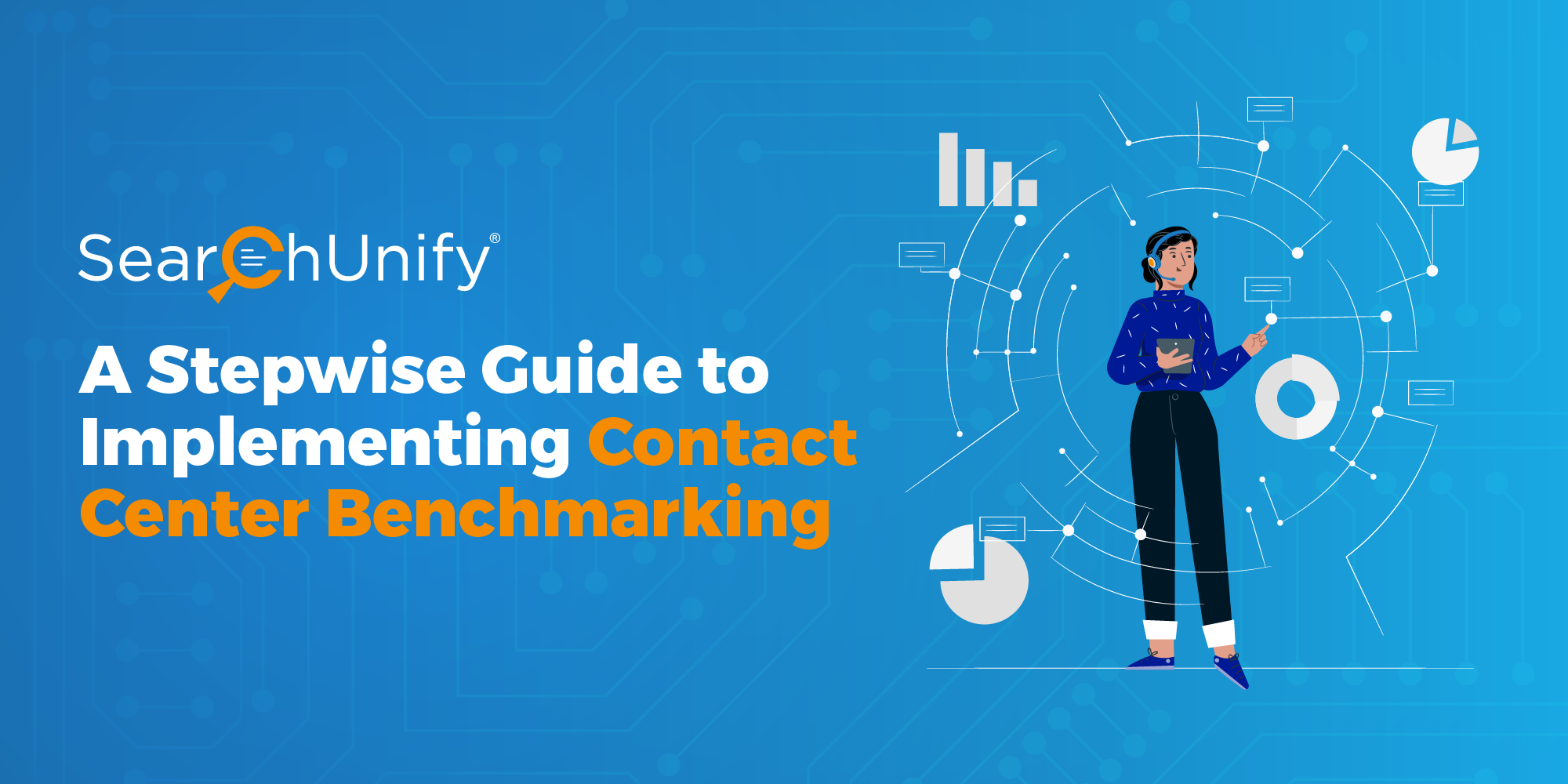 A Stepwise Guide to Implementing Contact Center Benchmarking