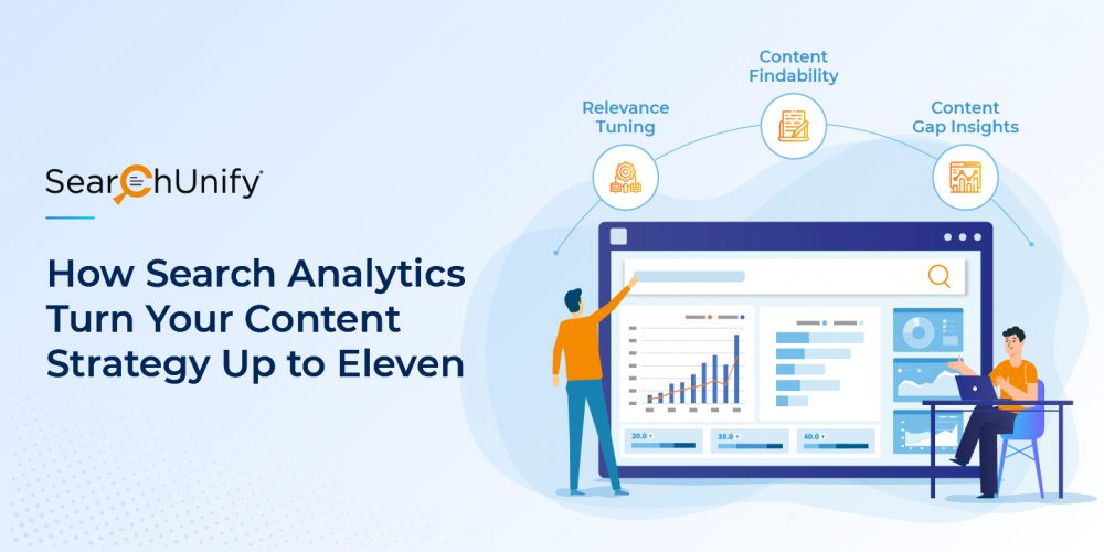 How Search Analytics Turn Your Content Strategy up to Eleven