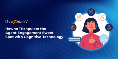 How to Triangulate the Agent Engagement Sweet Spot with Cognitive Technology