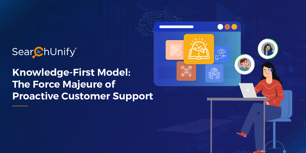 Knowledge-First Model: The Force Majeure of Proactive Customer Support